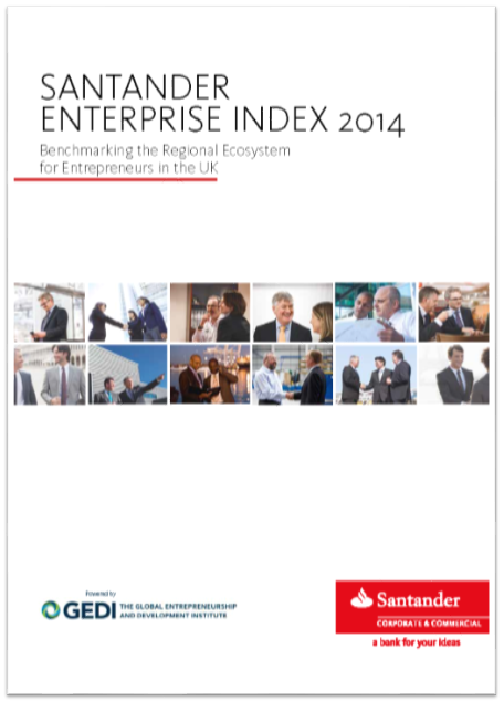 Santander Enterprise Index 2014