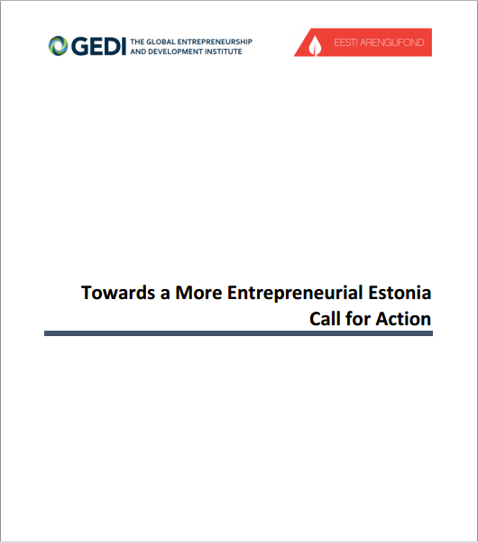 Estonian Regional Facilitation Report