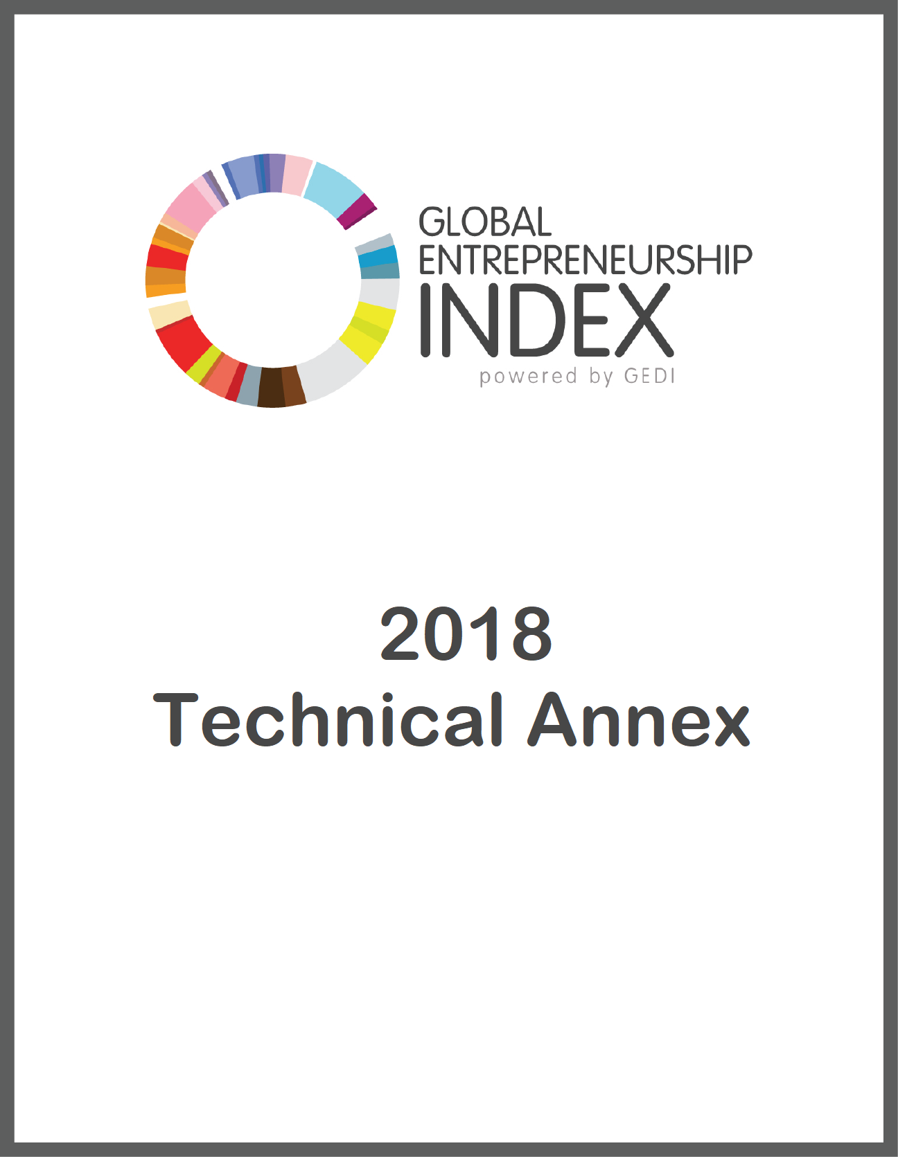 2018 GEI Technical Annex
