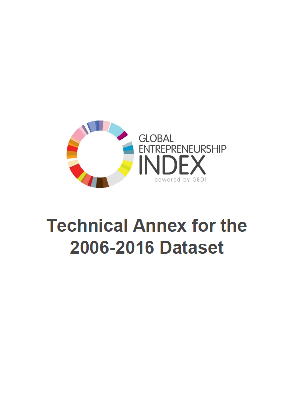 Technial Annex for the GEI 2006-2016 Dataset