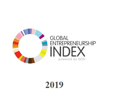 2019 Global Entrepreneurship Index